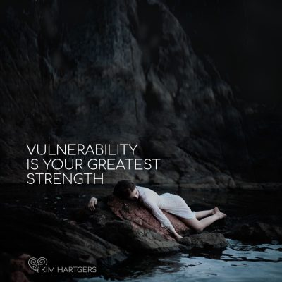 Kwetsbaarheid is je grootste kracht